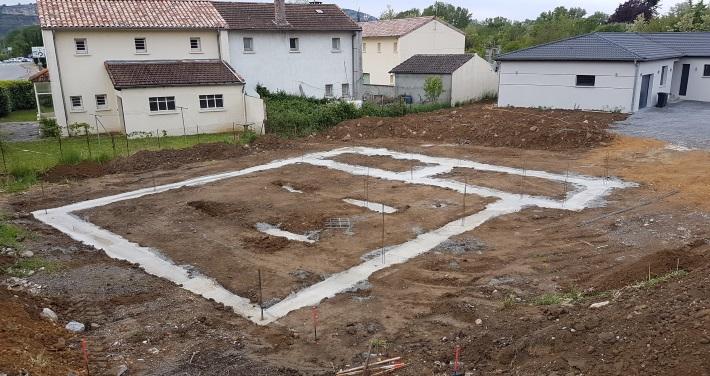 Les étapes de la construction - Erol construction